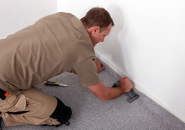 Carpet and Flooring Fitters in London